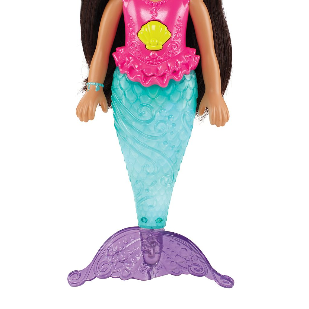 Dora & Friends Sparkle & Swim Mermaid Dora by Fisher-Price