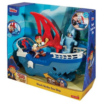 Disney's Jake and the Never Land Pirates Shark Ship by Fisher-Price
