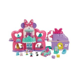 Disney's Minnie Fabulous Minnie Mall by Fisher-Price