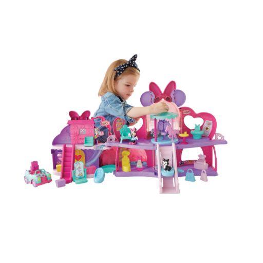 Disney's Minnie Fabulous Minnie Mall by Fisher-Price