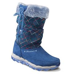 Skechers Skech-Air Quilty Cuties Girls' Boots