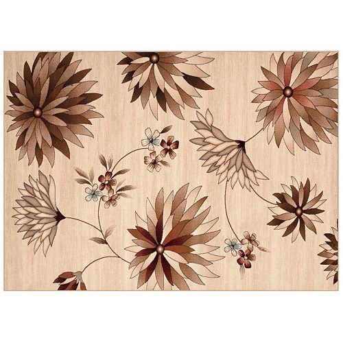 World Rug Gallery Classique Floral Rug