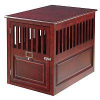 Elegant Home Fashions Helena Pet Crate