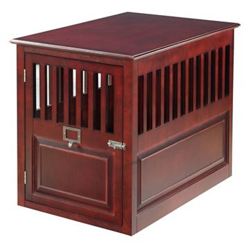 Elegant Home Fashions Helena Pet Crate