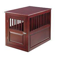 Elegant Home Fashions Mark Pet Crate