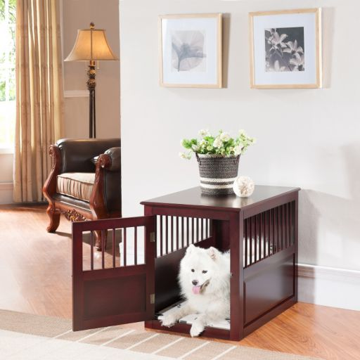 Elegant Home Fashions Mark Pet Crate