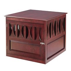 Elegant Home Fashions Anne Pet Crate