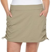 Plus Size Columbia Zephyr Heights Skort
