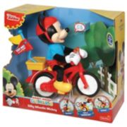 Disney's Mickey Mouse Clubhouse Silly Wheelie Mickey by Fisher-Price