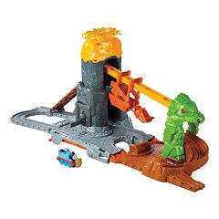 Fisher-Price Thomas & Friends Daring Dragon Drop Take-n-Play