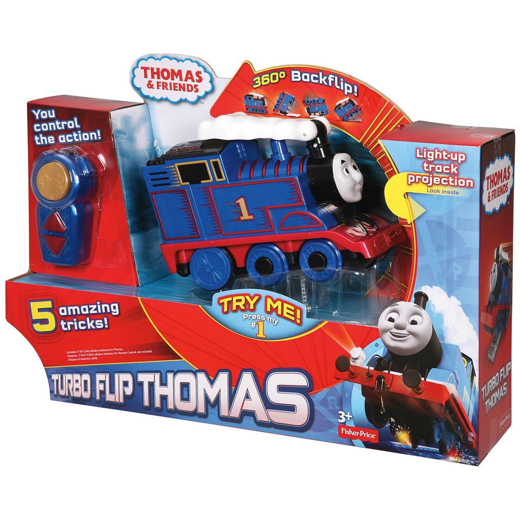 Thomas & Friends Turbo Flip Thomas by Fisher-Price