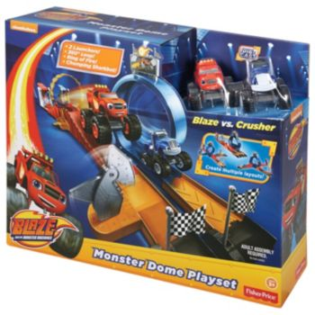 Blaze & the Monster Machines Monster Dome Playset by Fisher-Price