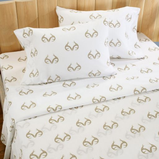 Realtree Antler Sheets