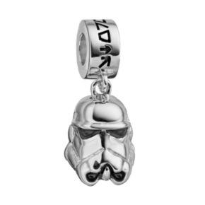 Star Wars Sterling Silver Stormtrooper Charm