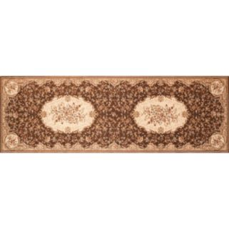 Manor House Savonnerie Floral Rug