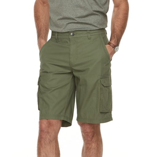 Men's Columbia Omni-Shade Porter Butte Performance Cargo Shorts