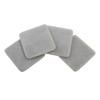 Food Network™ 4-pc. Marble Coaster Set