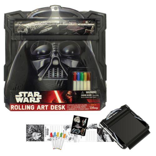 Star Wars: Episode VII The Force Awakens Darth Vader Rolling Art Desk