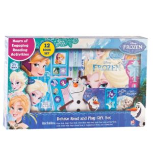 Disney's Frozen Deluxe Read & Play Set