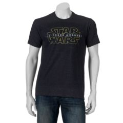 Star Wars: Episode VII The Force Awakens Logo Tee - Men