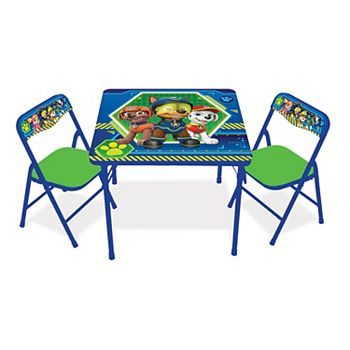 Kids Activity Table & Chairs Set