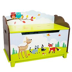 Fantasy Fields Enchanted Woodland Toy Chest by