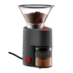 Bodum Stainless Steel Coffee Burr Grinder