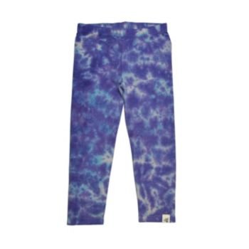 Toddler Girl Burt's Bees Baby Tie-Dye Leggings