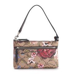 Dana Buchman Convertible Wristlet & Handbag