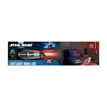 Star Wars Science Darth Vader Lightsaber Room Light by Uncle Milton