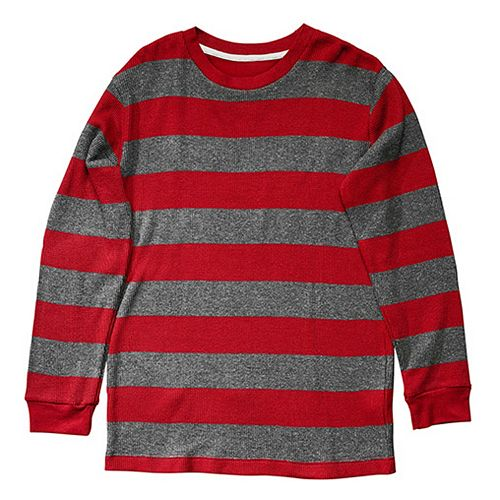 af2d1c667 Boys 4-7 French Toast Striped Thermal Tee