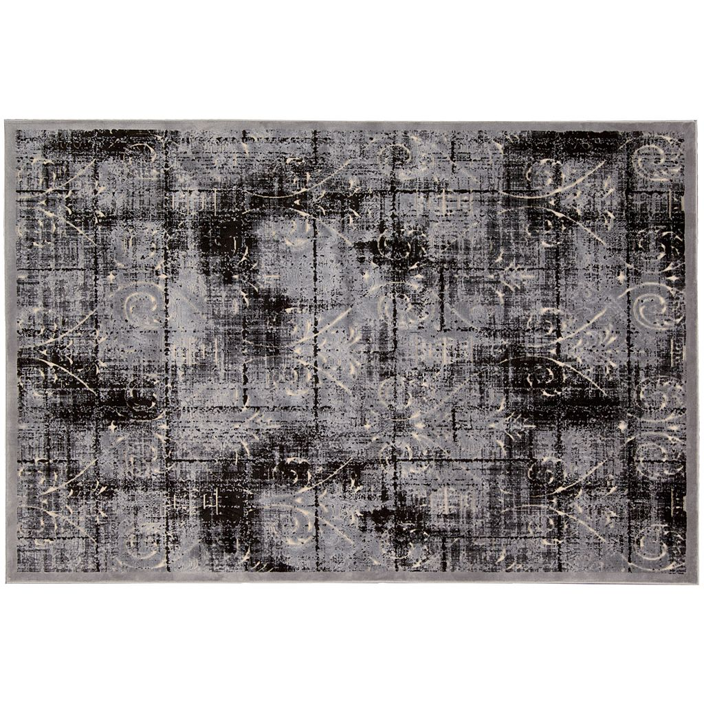Kathy Ireland Bel Air Abstract Rug