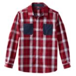 French Toast Chambray Button-Down Shirt - Boys 4-7