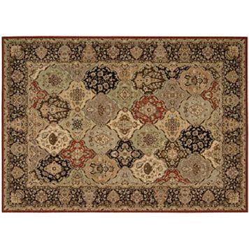 Kathy Ireland Lumiere Persian Tapestry Wool Rug