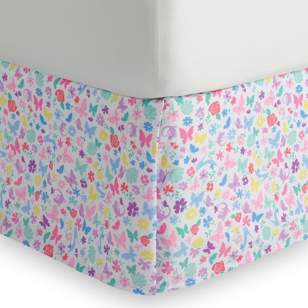 princess bed skirt