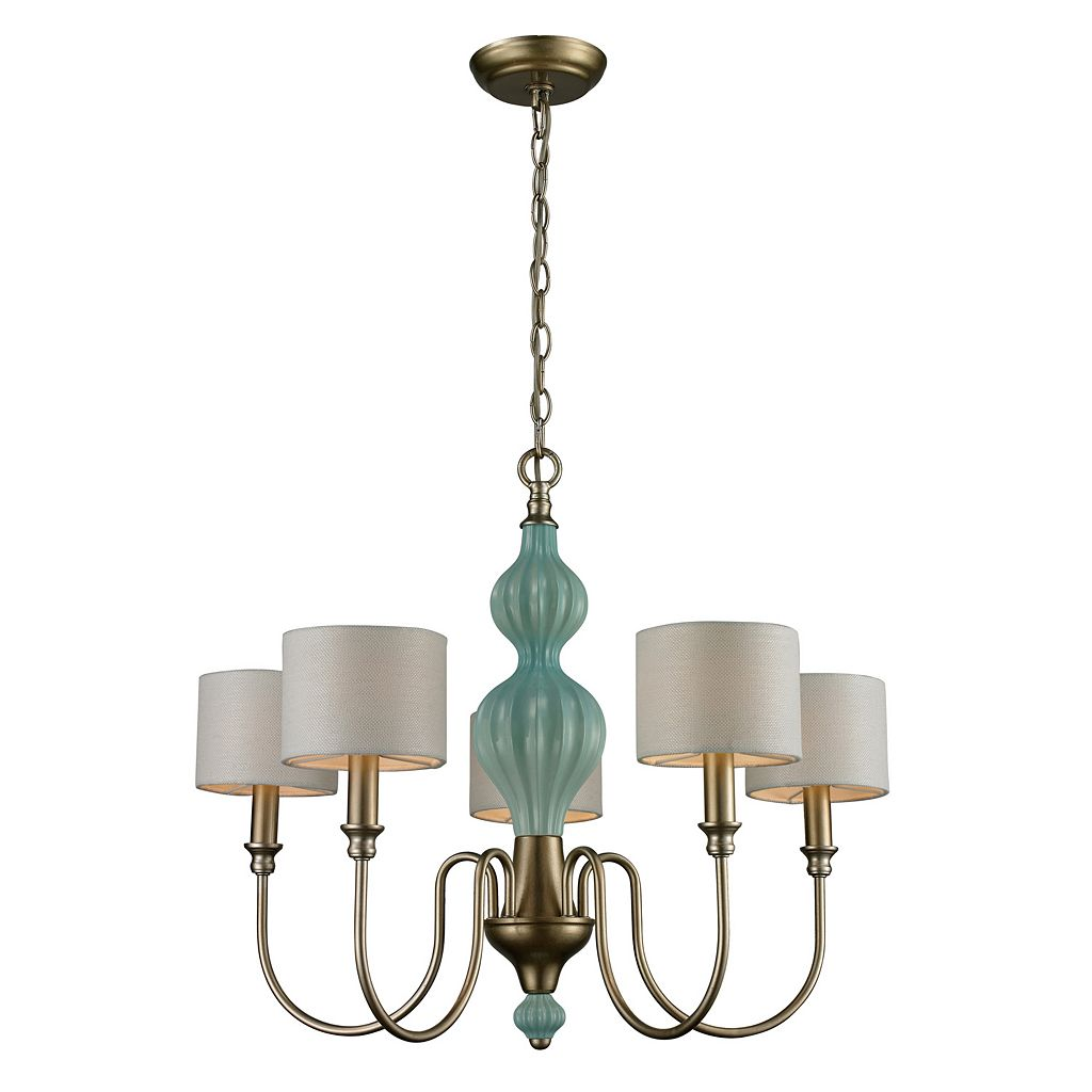 Elk Lighting Liliana 5 Light Chandelier
