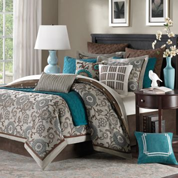 Hampton Hill Bennett 9-pc. Comforter Set