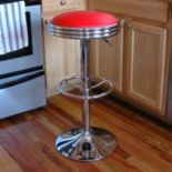 AmeriHome Retro Soda Shop Bar Stool