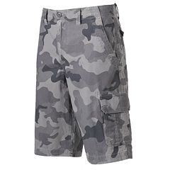 Men's Urban Pipeline™ Dobby Messenger Camouflage Cargo Shorts