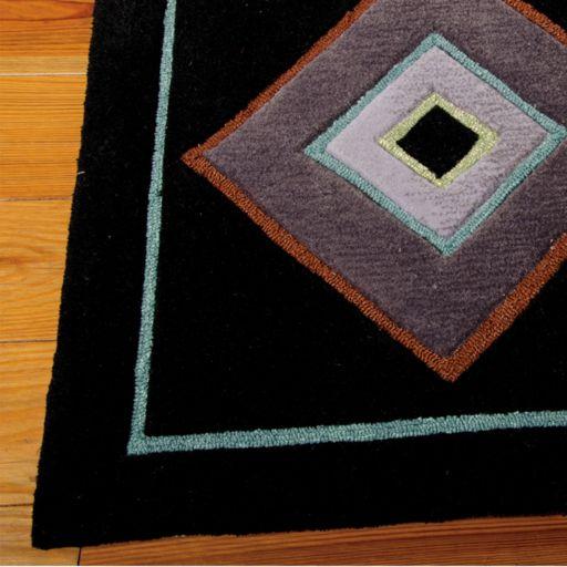 Kathy Ireland Palisades Geometric Rug