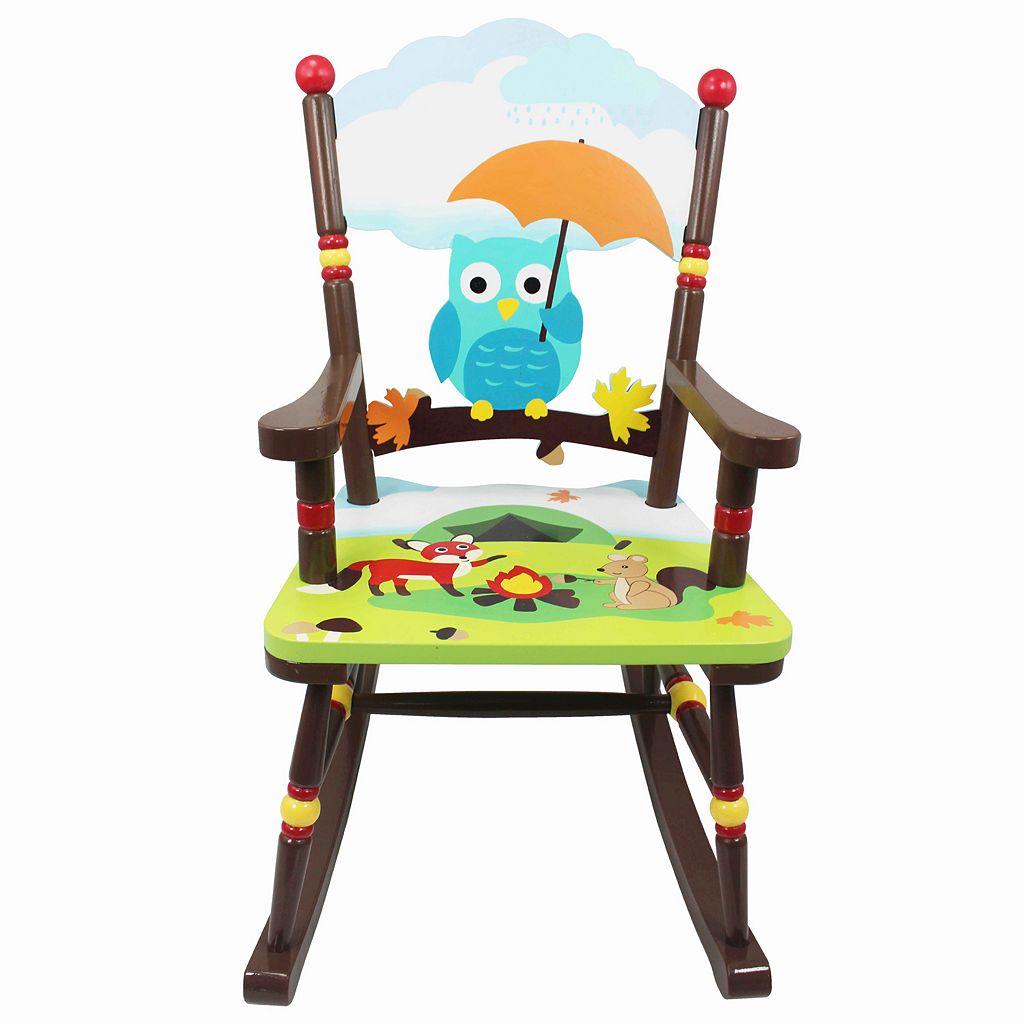 Fantasy Fields Enchanted Woodland Rocking Chair