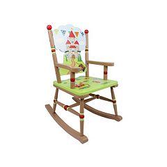 Fantasy Fields Knights & Dragon Rocking Chair by