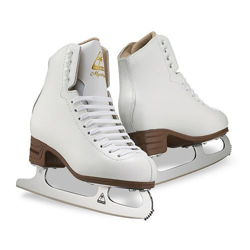 Jackson Ultima Girls Mystique JS1494 Beginner Figure Ice Skates