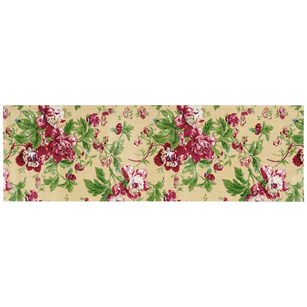 Waverly Artisanal Delight Floral Rug