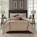 Madison Park Dune 7 pc Comforter Set