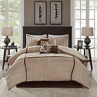 Madison Park Dune 7 pc Comforter Set