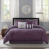 Madison Park 7 pc Sheridan Comforter Set