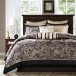 Madison Park Wellington 12 pc Bed Set