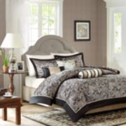Madison Park Wellington 6-pc. Duvet Cover Set