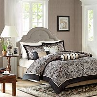 Madison Park Wellington 6 pc Duvet Cover Set